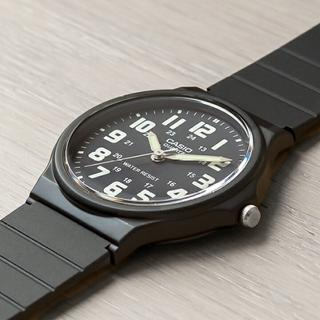 カシオ(CASIO)の10/31迄【CASIO】カシオ チープカシオ  腕時計 MQ-71-1B(腕時計)
