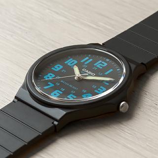 カシオ(CASIO)の10/31迄【CASIO】カシオ チープカシオ  腕時計 MQ-71-2B(腕時計)
