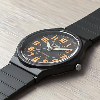 カシオ(CASIO)の10/31迄【CASIO】カシオ チープカシオ  腕時計 MQ-71-4B(腕時計)