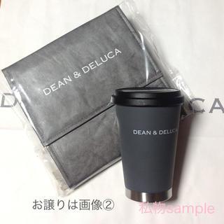 ディーンアンドデルーカ(DEAN & DELUCA)の新品 DEAN & DELUCA オリジナル サーモタンブラーとランチバック(タンブラー)