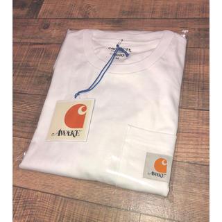 カーハート(carhartt)のCarhartt×AWAKE コラボTシャツ(Tシャツ/カットソー(半袖/袖なし))