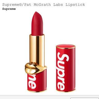 Supreme - Supreme Pat McGrath Labs Lipstick 口紅 新品