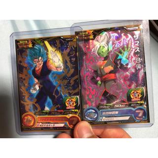 BANDAI - スーパードラゴンボールヒーローズ ザマス合体 ベジット