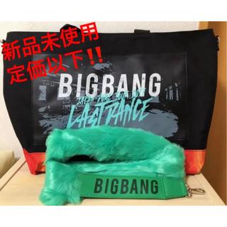 ビッグバン(BIGBANG)の新品未使用‼️BIGBANG LAST DANCEツアートートバッグ&ストラップ(ミュージシャン)