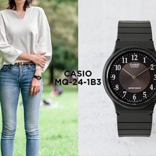 カシオ(CASIO)の10/31迄【CASIO】カシオ チープカシオ  腕時計 MQ-24-1B3(腕時計)