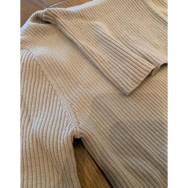 FRAY I.D(フレイアイディー)のFRAY I.D タートルニット&スカート上下セット 美品‼️ レディースのトップス(ニット/セーター)の商品写真