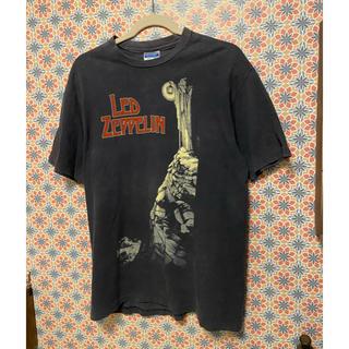 ヘインズ(Hanes)のLED ZEPPELIN  Tシャツ(Tシャツ/カットソー(半袖/袖なし))