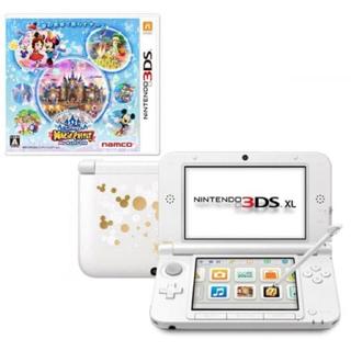 ニンテンドー3DS - 【ジャンク】ディズニー マジックキャッスル 3DS LL 本体