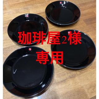 イッタラ(iittala)のiittala イッタラ ティーマ 15cm ブラック プレート(食器)