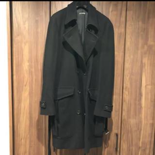 バーニーズニューヨーク(BARNEYS NEW YORK)の美品 barneys new york vestimenta コート イタリア製(チェスターコート)