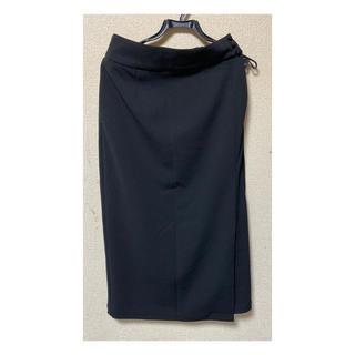 レプシィム(LEPSIM)のタイトスカート ロングスカート 黒(ロングスカート)