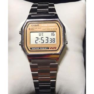 カシオ(CASIO)のCASIO チープカシオ A158WE(腕時計)