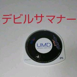 PlayStation Portable - ≪PSP≫真・女神転生デビルサマナー