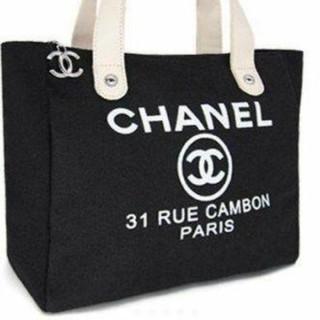 CHANEL - CHANEL トートバッグ ハンドバッグ ♡ VIP ノベルティ 新品未使用