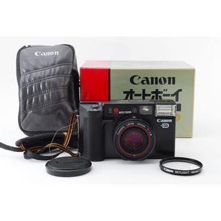 キヤノン(Canon)のキャノン AF35ML #191355(フィルムカメラ)