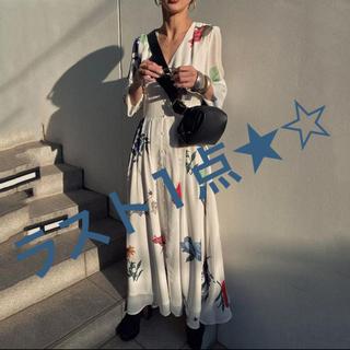 Ameri VINTAGE - Ameri Vintageがお好きな方に☺︎花柄 ワンピース ドレス