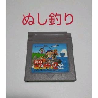 ゲームボーイ - ≪GB≫海のぬし釣り2