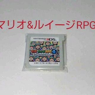 ニンテンドー3DS - ≪3DS≫マリオ&ルイージRPG4 ドリームアドベンチャー