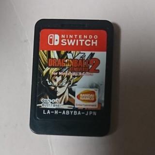 Nintendo Switch - ドラゴンボールゼノバース2 switch