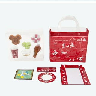 Disney - 東京ディズニーリゾート限定品 パークフード おままごとセット バッグ