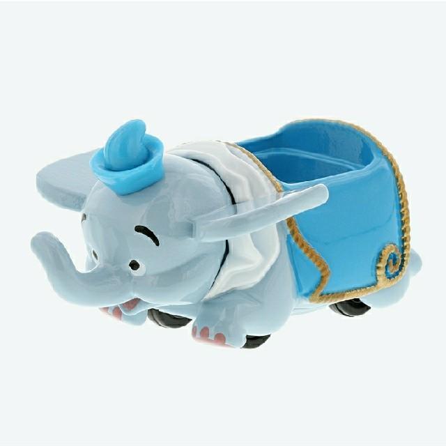 Disney(ディズニー)の東京ディズニーリゾート限定品 トミカ レゴ ダンボ エンタメ/ホビーのおもちゃ/ぬいぐるみ(キャラクターグッズ)の商品写真