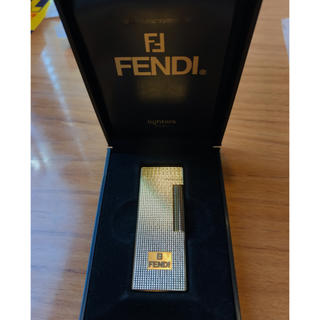 フェンディ(FENDI)のフェンディ 未使用品ライター 未使用美品‼️(タバコグッズ)