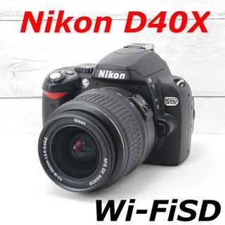 Nikon - ❤️シャッター回数わずか836枚❤️スマホ転送❤️Nikon D40X