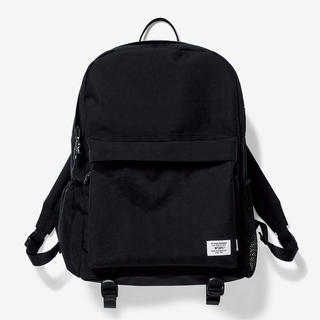 W)taps - 新品 WTAPS BOOK PACK BACK 20AW バックパック 黒