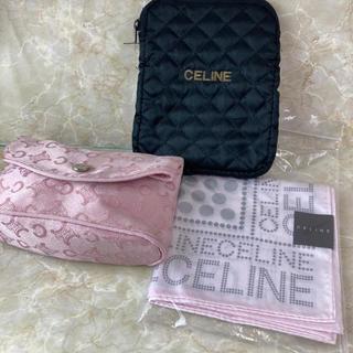 セリーヌ(celine)の☆決算セール☆ セリーヌ ポーチ等 小物 三点セット まとめ売り ブランド(ポーチ)