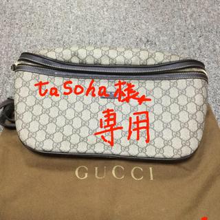 Gucci - GUCCIボディーバック