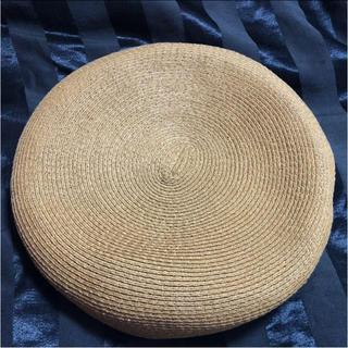 マウジー(moussy)のベレー帽(ハンチング/ベレー帽)