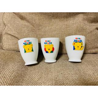 ミキハウス(mikihouse)のミキハウス  コップ(グラス/カップ)