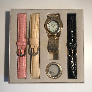 ビームス(BEAMS)のBEAMS Demi Luxe ♡ 3way 腕時計(腕時計)