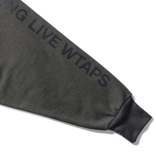W)taps(ダブルタップス)のL Wtaps LLW CREW NECK COPO OLIVE ダブルタップス メンズのトップス(スウェット)の商品写真