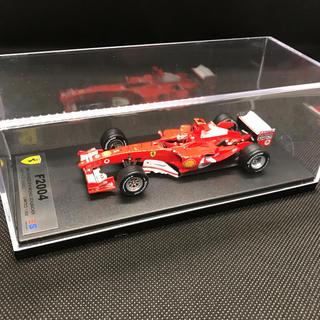 フェラーリ(Ferrari)の【1000台限定品】ルックスマート 1/43 フェラーリ F2004(ミニカー)