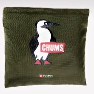 チャムス(CHUMS)のCHUMS エコバッグ(ノベルティグッズ)