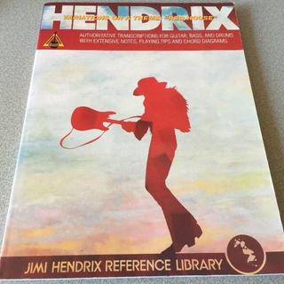 JimiHendrix / 全曲RedHouse集 【超レア】ギタータブ譜(ポピュラー)