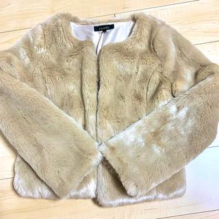 リエンダ(rienda)のrienda ファージャケット(毛皮/ファーコート)