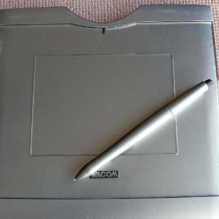 ワコム(Wacom)のWACOM ペンタブレット CTE-430 シルバー(PC周辺機器)