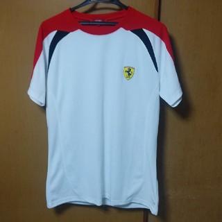 フェラーリ(Ferrari)のFerrariフェラーリ Tシャツ トレーニングシャツ(Tシャツ/カットソー(半袖/袖なし))
