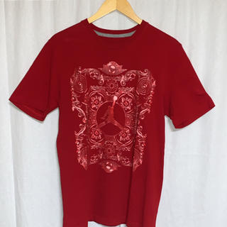 ナイキ(NIKE)のNIKE ナイキ ジョーダン 半袖プリントTシャツ (Tシャツ/カットソー(半袖/袖なし))