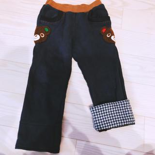 mikihouse - ミキハウス 2way パンツ プッチーくん 編みぐるみ 100