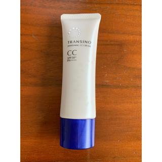 トランシーノ(TRANSINO)の新品未使用 トランシーノ  薬用ホワイトニングCCクリーム 30g (CCクリーム)