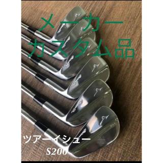 ミズノ(MIZUNO)のミズノ プロ 118 DGツアーイシュー(S200) ミズノ箱付(クラブ)