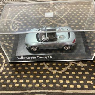 フォルクスワーゲン(Volkswagen)のVW  Concept R   店頭ディスプレイ用ミニカー 非売品(ミニカー)