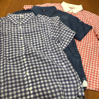 ジーユー(GU)のシャツ 3点セット(シャツ/ブラウス(半袖/袖なし))