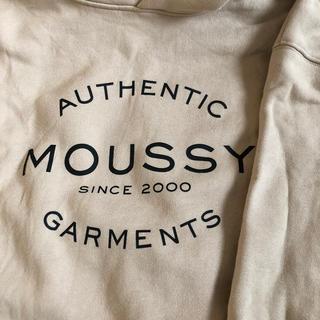 マウジー(moussy)のパーカー(パーカー)