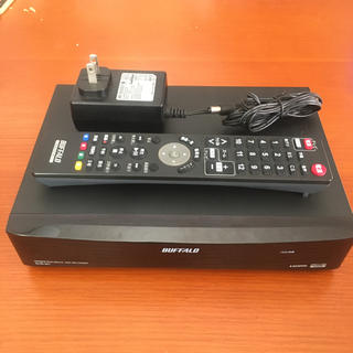 Buffalo - バッファロー buffalo DVR-W1 V2 1TB HDDレコーダー 良品