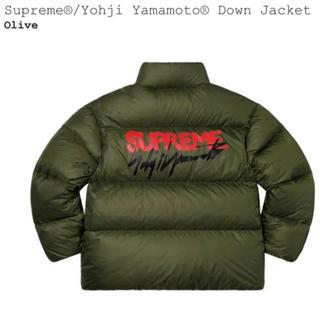 Supreme - Supreme Yohji Yamamoto Down Jacket Lサイズ
