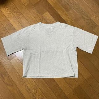 レプシィム(LEPSIM)のVネックカットソー (カットソー(半袖/袖なし))